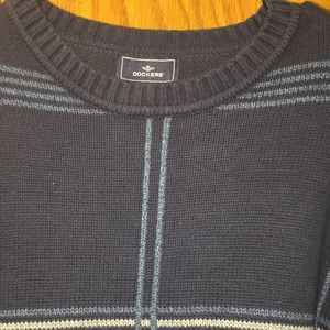 Dockers Men's Crewneck Sweater